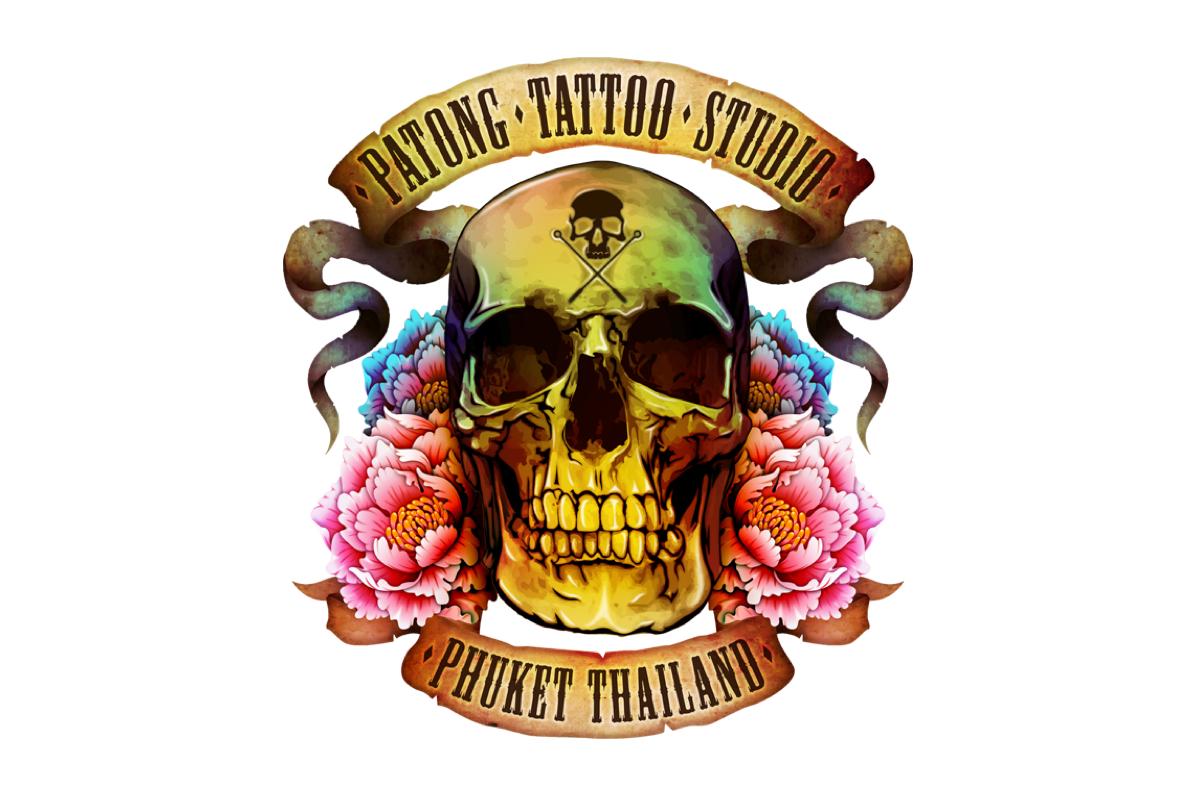 Patong Tattoo Logo