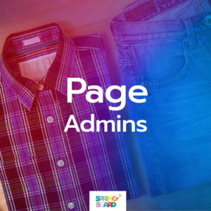 Page admin - The Social Media Package by Springboard Solutions