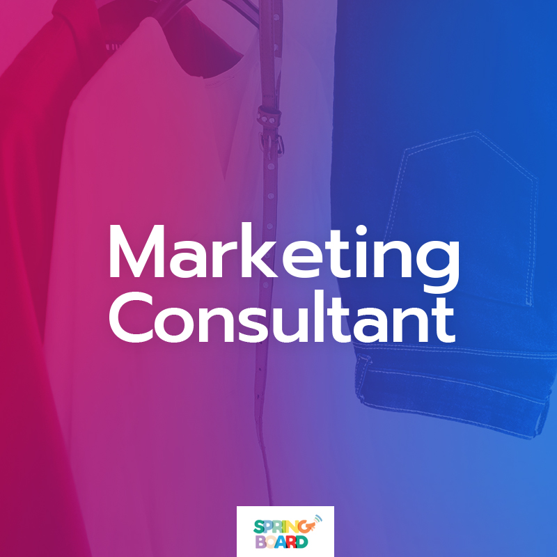 Marketing Consultant - July Promotion - Springboard Solutions, Social Media and Digital Package